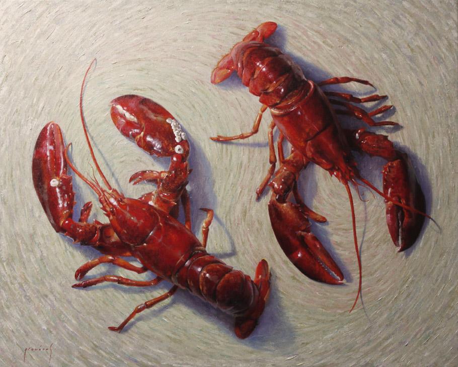 Yin and Yang in a Crustacean World__w