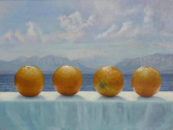 Citrus at Sea