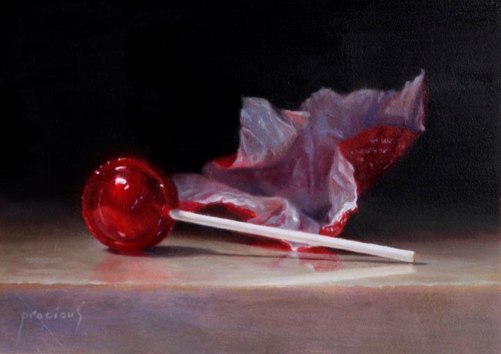 Tootsie Pop - Red